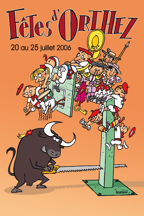 afficheorthez2006