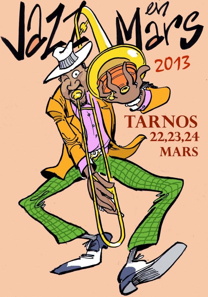 Jazz MarsTromboniste150