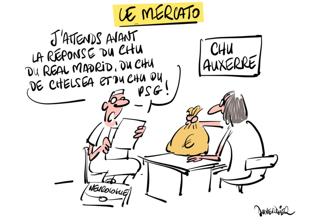 illustration humour